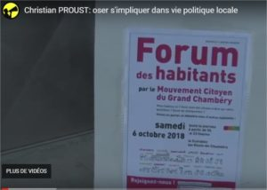 Christian Proust : Oser s'impliquer